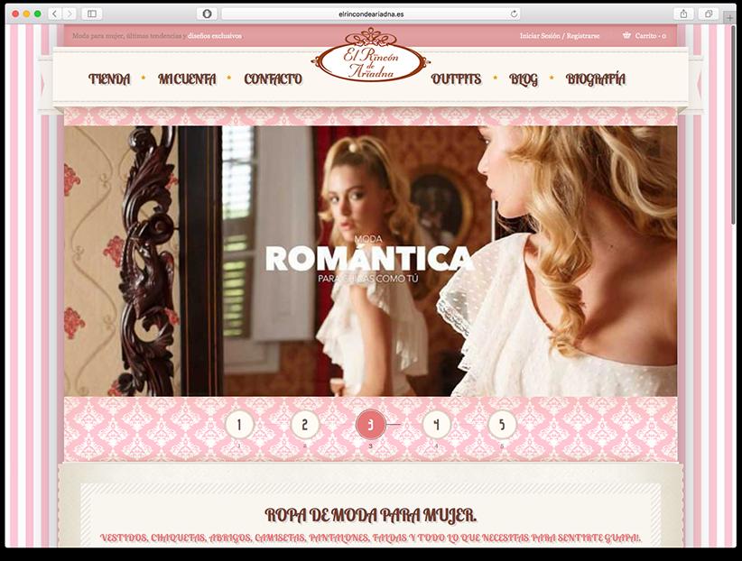 8f65935bf Página Web, Diseño Web Adaptativo, Ecommerce, SEO, Social Marketing,  Analytic