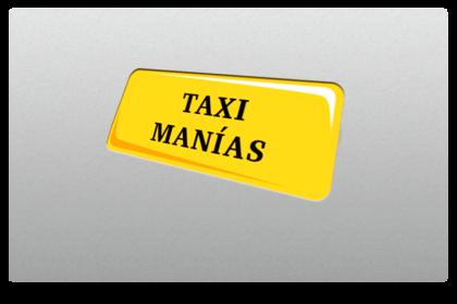 Logotipo Taxi Manías