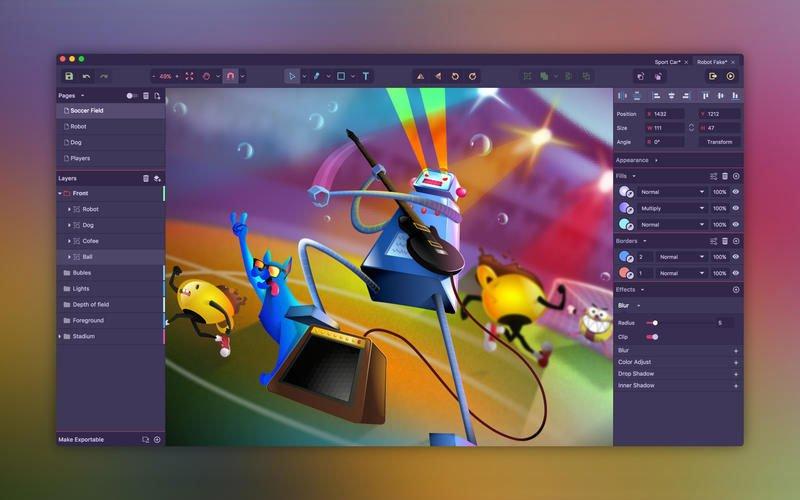 324208eed405 El mejor software libre para diseño gráfico vectorial – Konclass Web ...